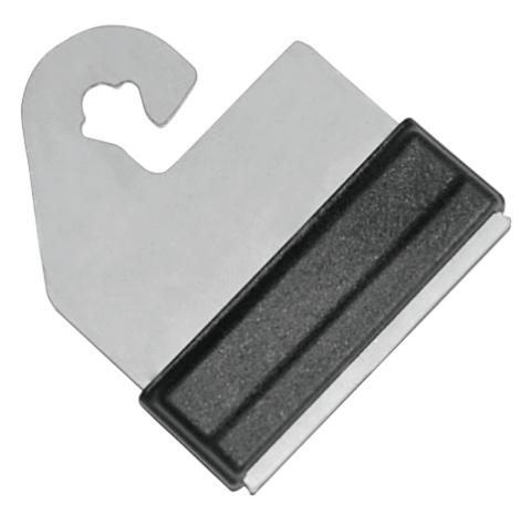 Torgriffverbinder für Band- Litzclip®