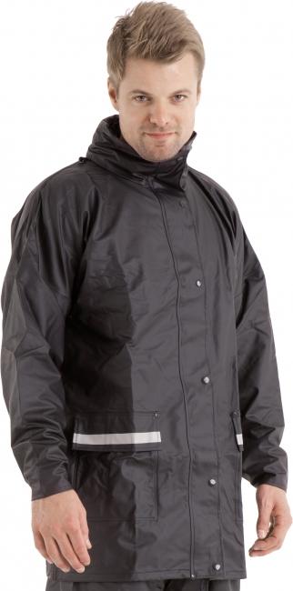 Regen und Waschbekleidung