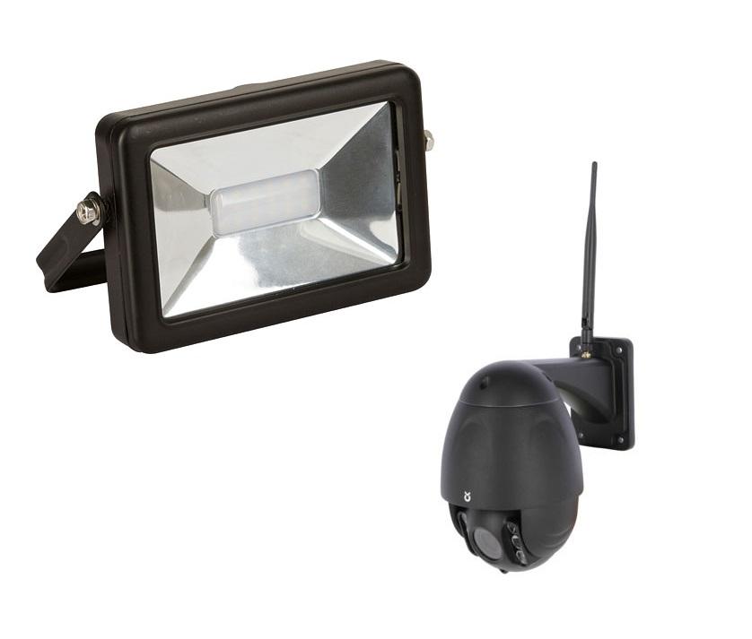 LED-Beleuchtung & Kameras