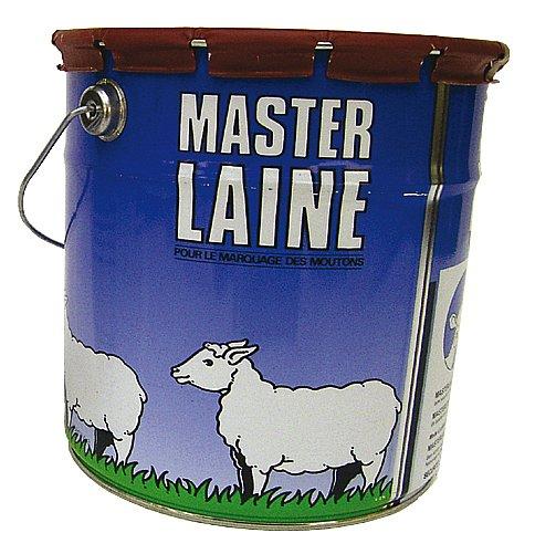 Markierung für Schafe