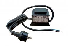 Doppeltransformator 200 Watt Mod. 390