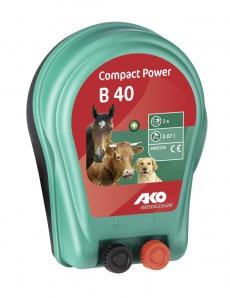 AKO Classic 3 V Batteriegerät Compact Power B 40