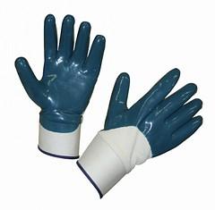 Blunit Nitril Handschuh Größe 10