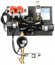 Heizgerät Modell 312 (6000W/400V)
