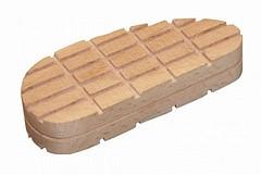 Holzklötze Größe L 5er Pack