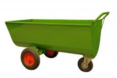 Mehl & Futterwagen Bully 600 Liter