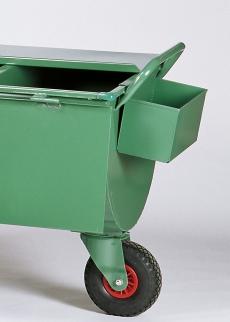 Mineralfutterbox für Mehlwagen