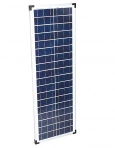 AKO Solarmodul 100 Watt inkl. Laderegler