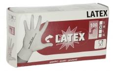 Einmalhandschuh Latex