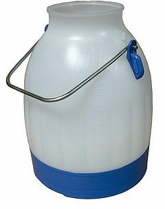 Melkeimer Kunststoff 30 l ECO