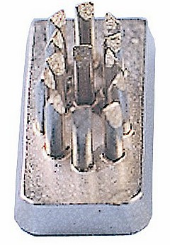 Ziffern 10 mm