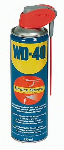 Multifunktionsspray WD-40 500 ml mit Klappröhrchen