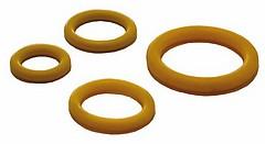 Kolbendichtung für Nylonspritze UKA Plex