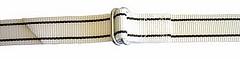 Halsmarkierungsband mit Doppelringverschluss
