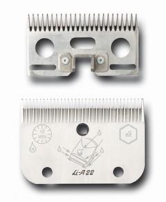 Lister-Schermesser A22