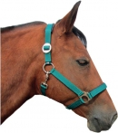 "Nylon-Stallhalfter ""Classic +"" Pony Gr. 1"