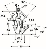 Tränkebecken Modell 370