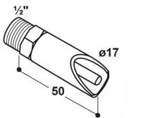 Beißnippel Mod. 304