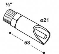 Beißnippel Mod. 305