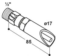 Beißnippel Mod. 323