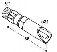 Beißnippel Mod. 324