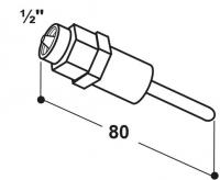 Stiftventil Mod. 550