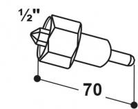 Stiftventil Mod. 890