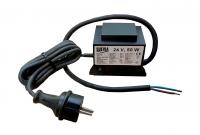 Einzeltransformator 50 Watt Mod. 322