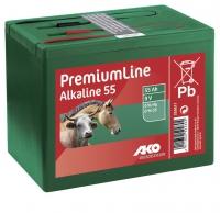 AKO Alkaline 9V Trockenbatterie