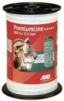 PremiumLine Weidezaunband 200 m x 12,5 mm