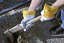 Handschuh Yelltor Rindsvollleder