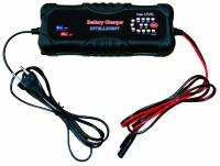 Batterieladegerät für 12 Volt Säurebatterien und Premium AGM Batterien