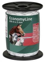 EconomyLine Litze kreuzgewickelt 200 | 400 m
