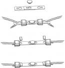 Safety Link für Seil - Litzclip®