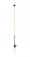 Oval-Fiberglaspfahl 106 cm
