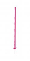 Kunststoffpfahl Classic PINK 156 cm