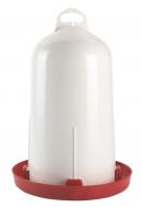 Doppelzylinder - Kunststofftränke 12 l