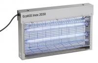EcoKill Inox Fliegenvernichter 2 x 15 Watt