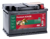 AKO 12V Premium AGM Batterie