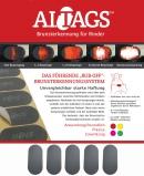A.I.TAGS Brunsterkennungssystem 10er Packung