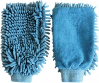 Microfaser Putzhandschuh