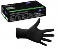 Nitrile Handschuhe Black