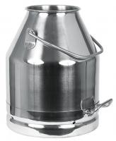 Melkeimer Edelstahl 25 Liter