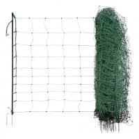 Schafnetz Ovinet Doppelspitze 90 | 108 cm grün