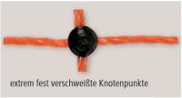 Geflügelnetz grün Doppelspitze nicht elektrifizierbar 112 cm