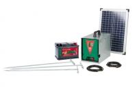 AKO Starterset Savanne 3000 inkl. 25 Watt Solarmodul