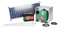 AKO Starterset AN 3100 inkl. 25 Watt Solarmodul
