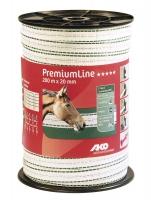 PremiumLine Weidezaunband 200 m x 20 mm