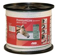 PremiumLine Weidezaunband 200 m x 38 mm