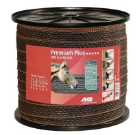 Premium Plus Weidezaunband 200 m x 40 mm